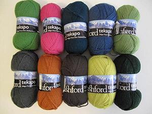 Lot de laine